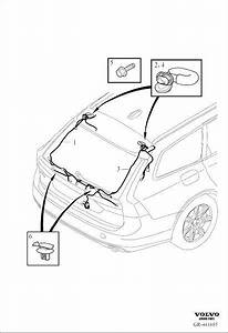 Volvo V90 Cross Country Wiring Harness  Cable Harness