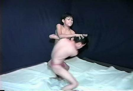 Asian Nude Teen Cat Fight