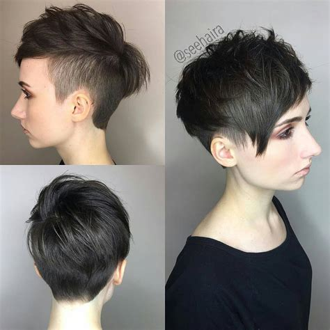 30 Trendy Short Hairstyles for Thick Hair 2020
