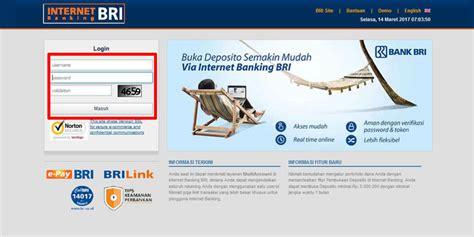 Tolong bantu bagi yg mengetahui. Cara Cek Saldo Tabungan BRI Secara Online Lewat Internet Banking BRI - Cara Bank BRI