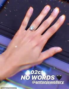 Kris Smith and Sarah Boulazeris spark engagement rumours ...