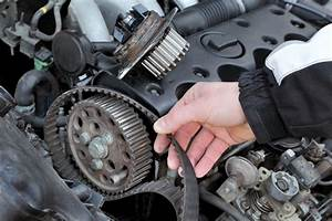 Replace A Timing Belt