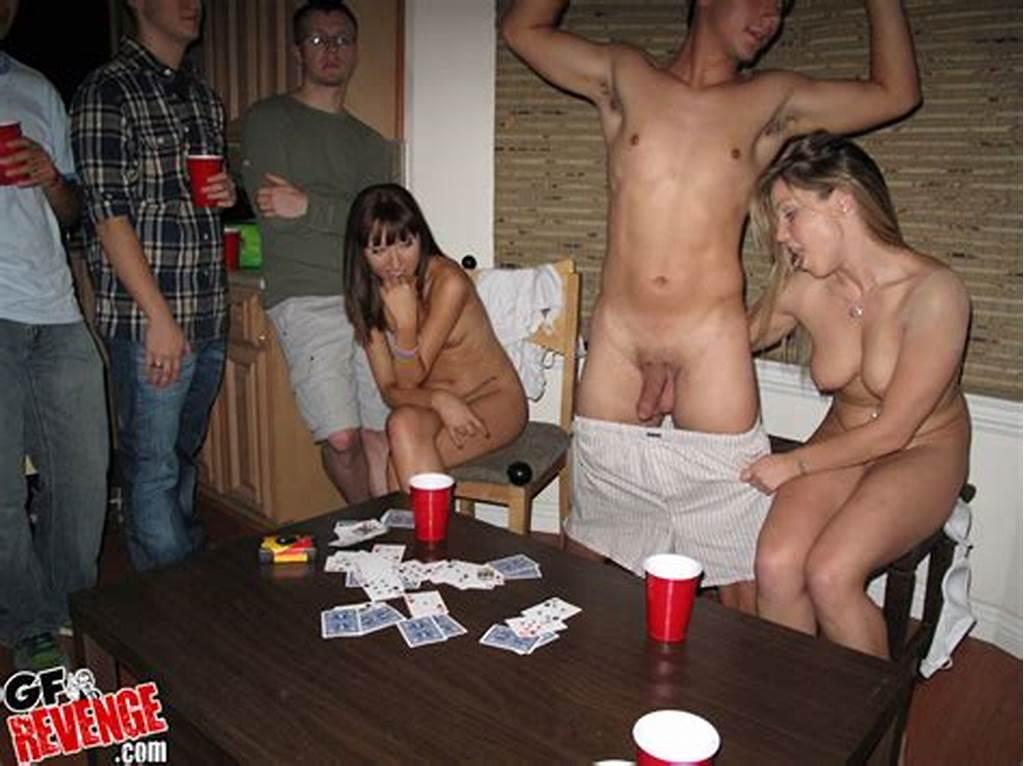 Strip poker parties videos porn pictures