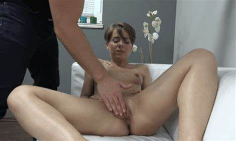 European Italian Hottie Hidden Creampie