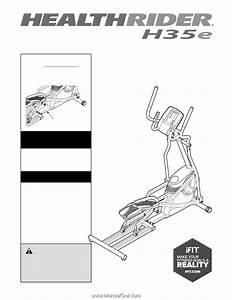 Healthrider H35e Elliptical