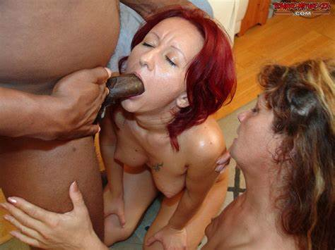 Girls In An Interracial Threesome