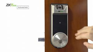 Smart Lock Al40b User Guide