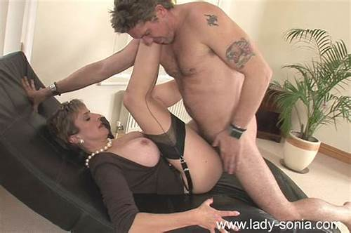 Tits British Milf Enjoys A Giant #Busty #Mature #Babe #Gives #A #Blowjob #And #Gets #Her #Trimmed