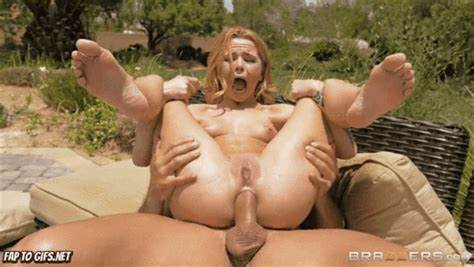 Fontes Oiled Up And Poundings In Reverse Cowgirl