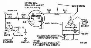 Fuel Gauge Schematic : sw em fuel gauge ~ A.2002-acura-tl-radio.info Haus und Dekorationen