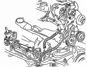 How To Replace A Power Steering Pump 1997 Century