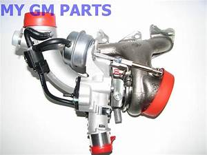 Chevy Cruze 1 4 Turbo Charger 2011