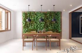 Interior Designing by Interior Design Close To Nature Rich Wood Themes And Indoor Vertical Gardens