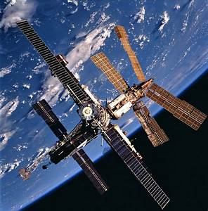Mir Set A Precedent For Collaboration In Space  U2013 But Its
