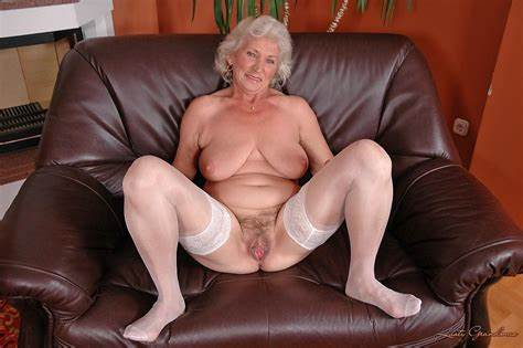 Playful Bbw Granny Norma Double Teamed