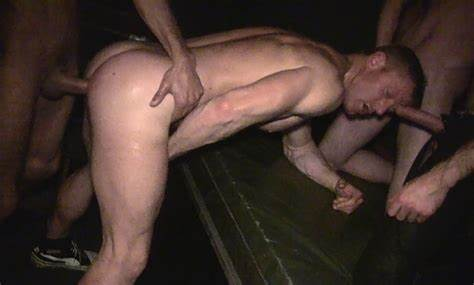 Loads Of Spunk During Gang Parties Gay Orgy Jizz In Hole