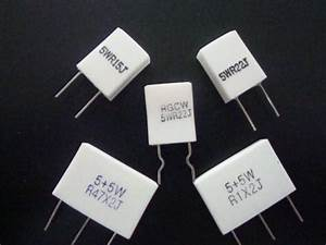 China Rgc Ceramic Wire Wound Resistor  Cement Power