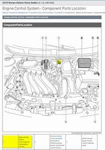 2018 Nissan Versa 1 6l