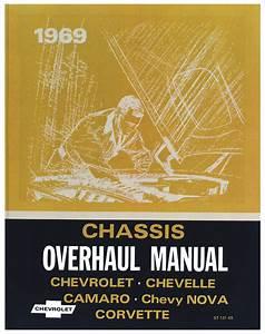 Manual  Chassis Overhaul  1969 Chevelle  El Camino   Opgi Com