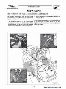 Repair Manual For Landini 95