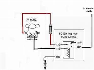 Edelbrock Electric Choke Wiring Diagram
