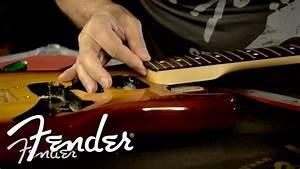How to Attach a Fender Guitar Neck to a Body | Fender ...