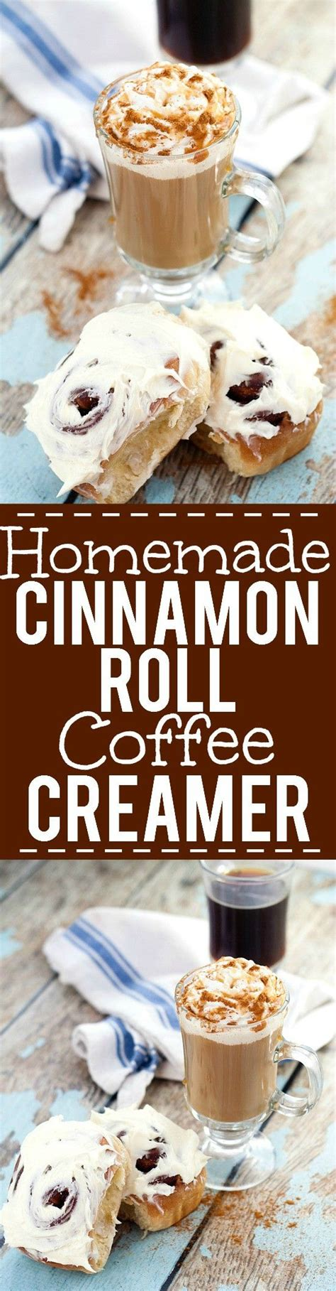 For a serving size of. Homemade Cinnamon Roll Coffee Creamer recipe - Have your coffee as a decadent breakfast with ...
