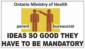 Truth By Decree Ontario S Vaccination Exemption Form
