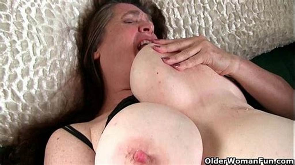 #Grandma #With #Big #Tits #Wakes #Up #Horny