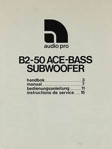 Audio Pro B2