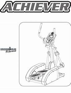 Download Ironman Fitness Home Gym Achiever Manual And User