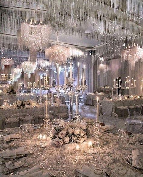 62 extravagant white indoor wedding ceremony 6 in 2020