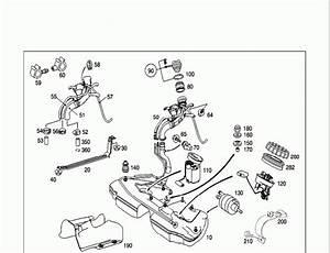 Mercedes C230 Parts Diagram
