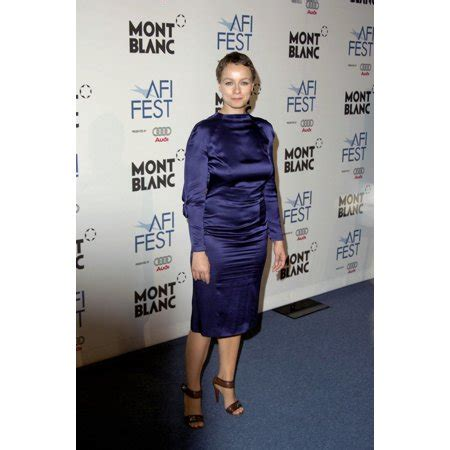 foto de Samantha Morton At Arrivals For The Libertine Premiere The