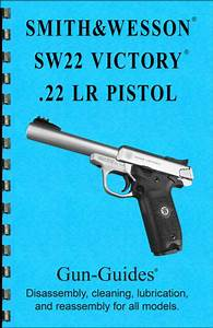 Sw22 Victory Manual Book Takedown Guide Direct From Gun