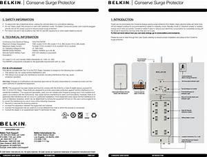 Belkin Bg200001 Conserve Remove Switch User Manual