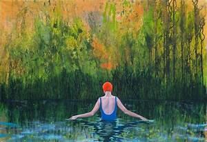 Baum Am Wasser : susanna im bad zeitgen ssische malerei moderne gem lde ~ A.2002-acura-tl-radio.info Haus und Dekorationen