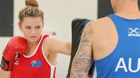 She competed in the featherweight event at the 2018 commonwealth games, winning the gold medal. Queensland boxer Skye Nicolson to be named in Commonwealth ...