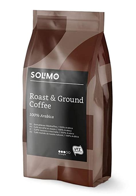 Their products also come with a sustainability certification which indicates that their products are produced according to ethical and environmental standards. Amazon Brand Solimo Coffee Beans 2 kg (2 x 1 kg)