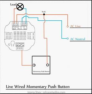 Momentary Push Button Switch Wiring Nice Start Stop Push