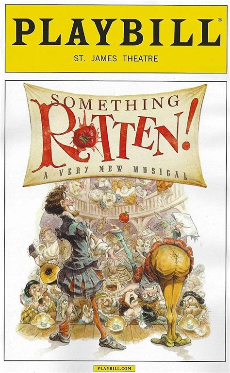 Horatio wilkes visits his friend hamilton prince for the summer holidays. Something Rotten! JamesTheatre With Brian d'Arcy James Christian Borle John Cariani Heidi ...