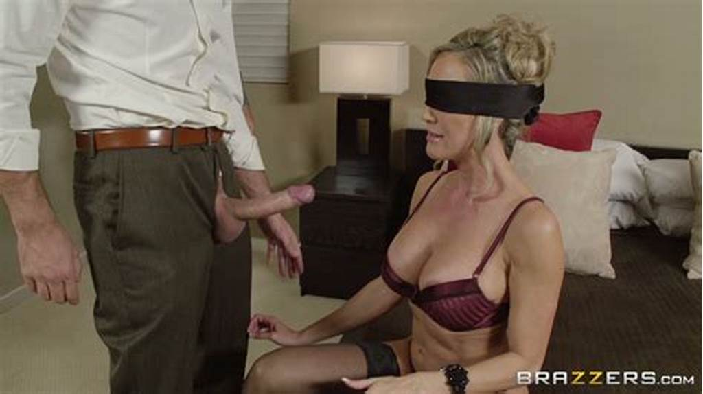 #Blindfolded #Blowjob