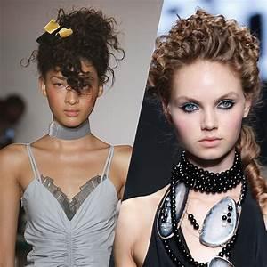Coupe De Cheveux Bouclés Femme : cheveux boucl s coupe de cheveux pour cheveux boucl s ~ Nature-et-papiers.com Idées de Décoration