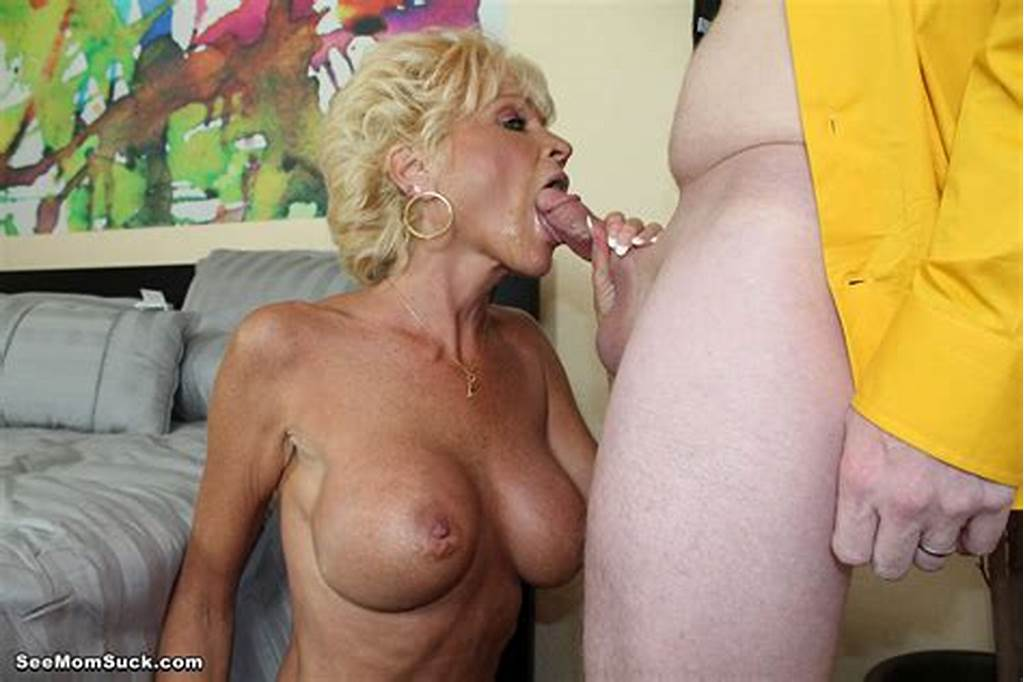 #Mature #Lady #Nikki #Sucking #Big #Dick #Of #Her #Son #In #Law