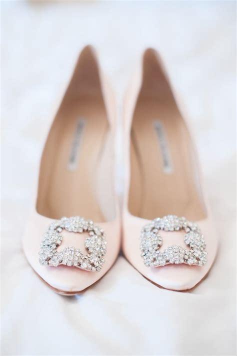 A Disney Princess Wedding with A Terry Fox Blush Pink