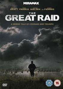 Book Chart Uk The Great Raid Dvd Zavvi