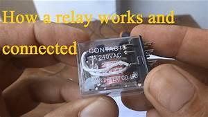 Omron Ly2n Relay Wiring Diagram