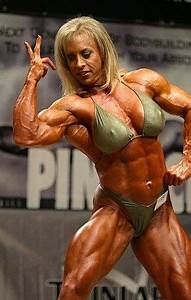 Do Men Like The Appearance Of Women Who Are Muscular Fitness Freaks  If They Do  Why
