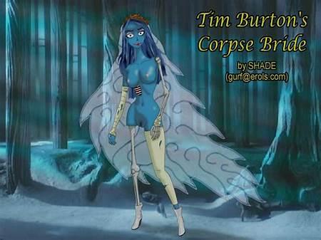 Tim Burton Nude Teenage