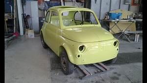 Restauro Fiat 500